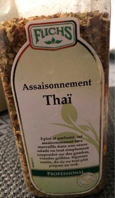 Assaisonnement Thaï