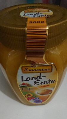 Honig Land Ernte