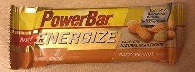Power Bar Energize