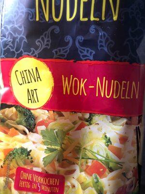 Wok-Nudeln