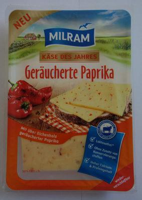 Geräucherte Paprika 50% Fett i. Tr.