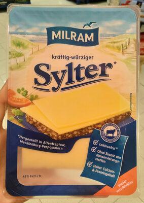Kräftig-würziger Sylter Käse
