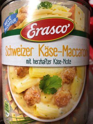 Schweizer Maccaroni-Käse-Topf