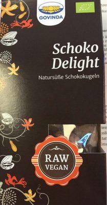 Schoko Delight Schokokugeln