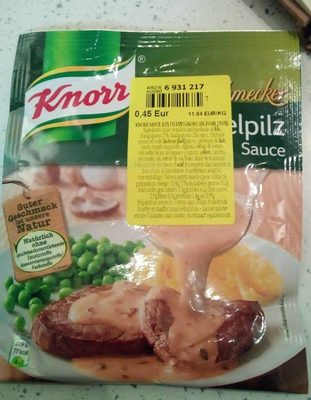 Edelpilz Sauce