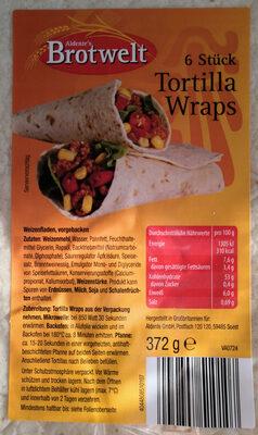 Brotwelt Tortilla Wraps