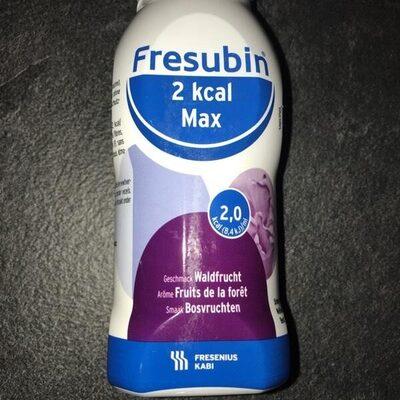 FRESUBIN 2 Kcal Max fruit de la foret