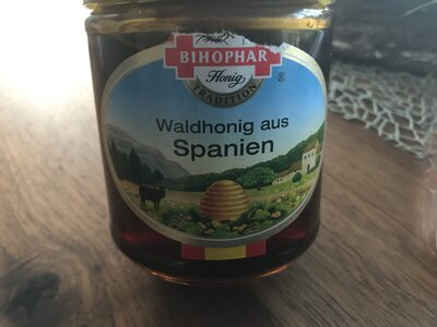 Waldhonig aus Spanien