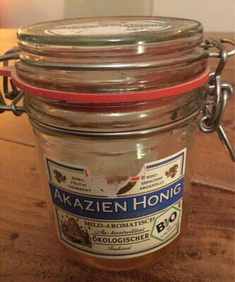 Akazien Honig mit Frühjahstracht - flüssig