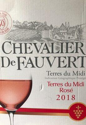 Chavalier de Fauvert
