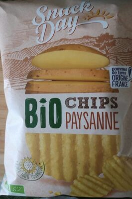 Chips paysanne