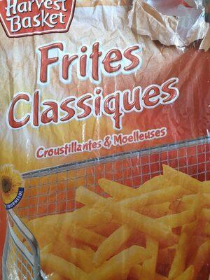 Frites classiques