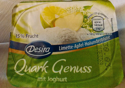 Quark Genuss mit Joghurt