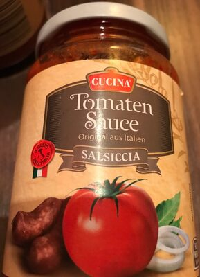 Tomatensauce salsiccia