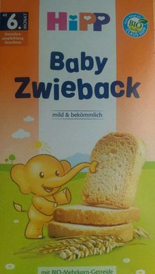 Baby Zwieback