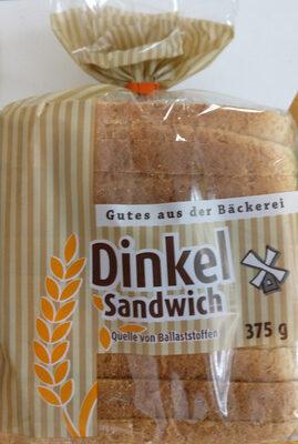 Dinkel Sandwich