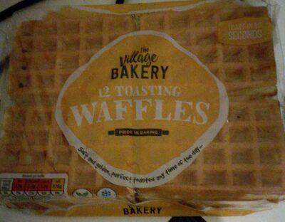 Toasting waffles