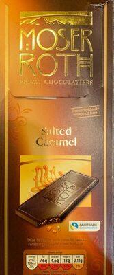Moser roth chocolate