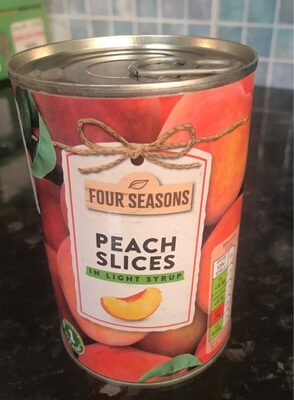 Peach Slices in Light Syrup