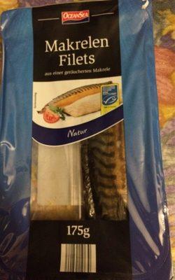Makrelen Filets