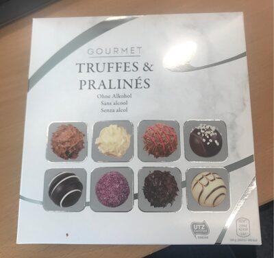 Truffes et pralines
