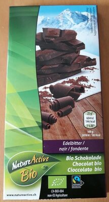 Chocolat bio - noir