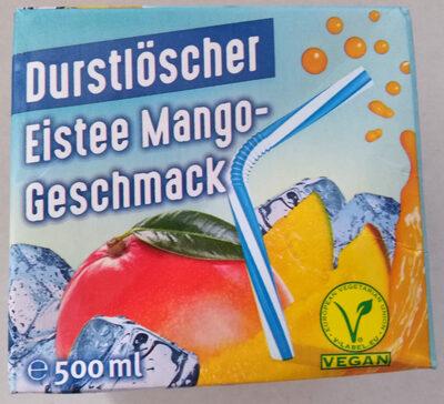 Durstlöscher Eistee Mango-Geschmack