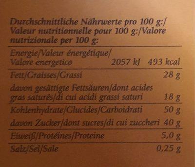 Feinste Baumkuchen Spitzen, Mit Orangengeschmack I...