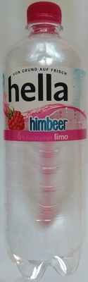 Himbeer-Limo