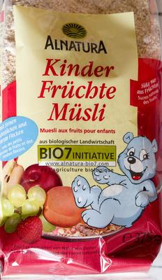 Kinder Früchte Müsli