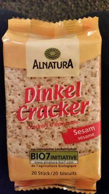 Dinkel Cracker