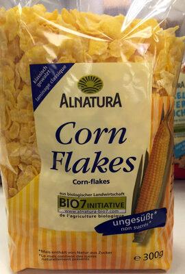 Corn Flakes zuckerfrei