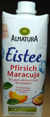 Eistee Pfirsich-maracuja