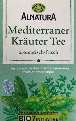 Mediterraner Kräuter Tee