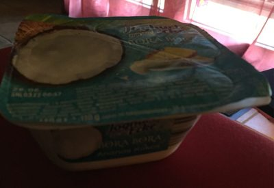 Joghurt bora bora ananas kokos
