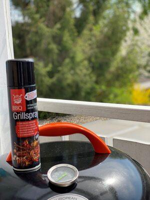 Boyens-BBQ-Grillspray für Endverbraucher