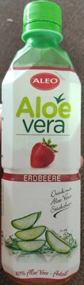 Aloe vera Fraise