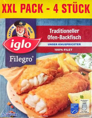 Filegro Ofen-Backfisch XXL-Pack