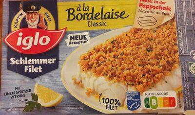 Schlemmer-Filet à la Bordelaise Classic