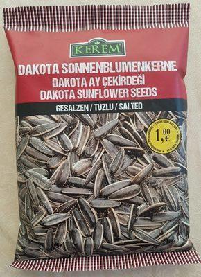 graines de tournesol grillées et salées