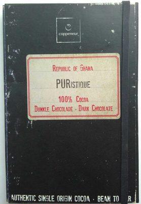 Republic of Ghana Puristique