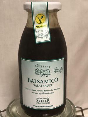 Balsamico Salatsauce