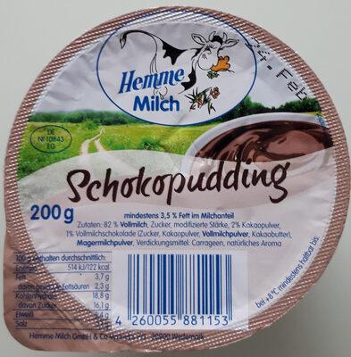 Schokopudding