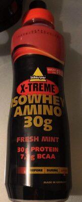 X-treme Sowhey amino 30g