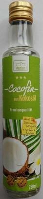 Cocofin aus Kokosöl