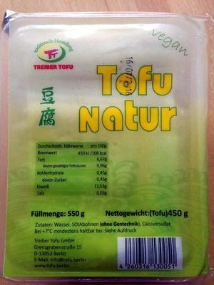 Tofu Natur