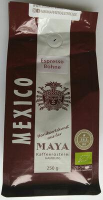 Mexico Espresso Bohne