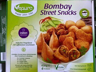 Bombay Street Snack