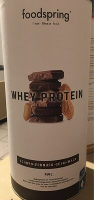 Whey Protein - Chocolate-Peanut Butter