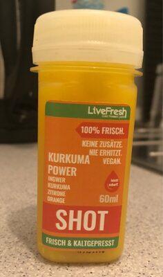 Kurkuma power shot